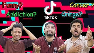 A Funny Review on Tik Tokers   #TikTok Cancer & Cringe   Reactions   The Baigan Vines