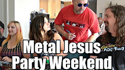 METAL JESUS PARTY WEEKEND at Oregon Beach House