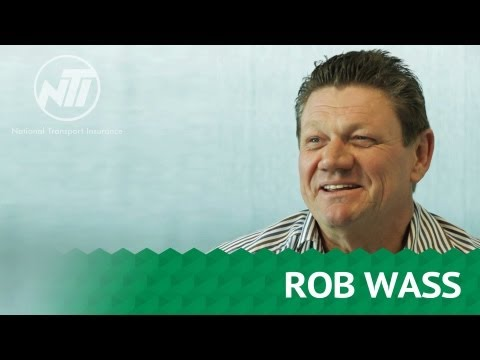NTI's Meet Our Experts - Rob Wass