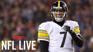 Steelers' future depends on ben roethlisberger | nfl live | espn