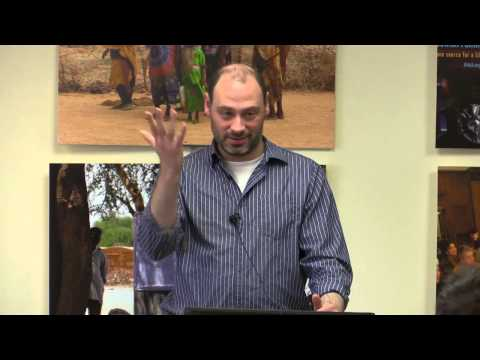 Author Lev Golinkin Speaks at HIAS