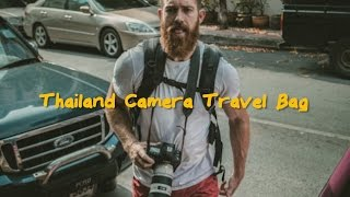 What's In Our Camera Travel Bags!? - Thailand