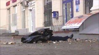 Балкон жилого дома обрушился на севере Москвы, погиб мужчина