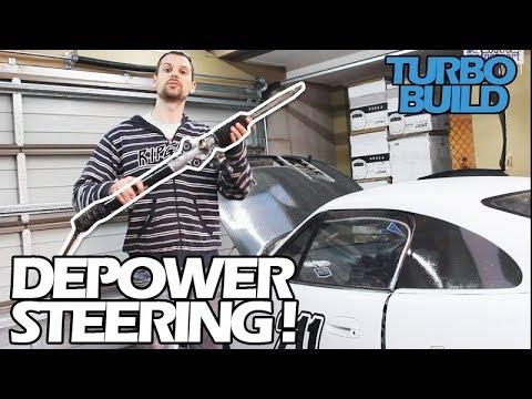 How to De-Power the MX-5 Miata Steering Rack - Episode 45