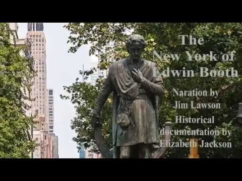 The New York of Edwin Booth