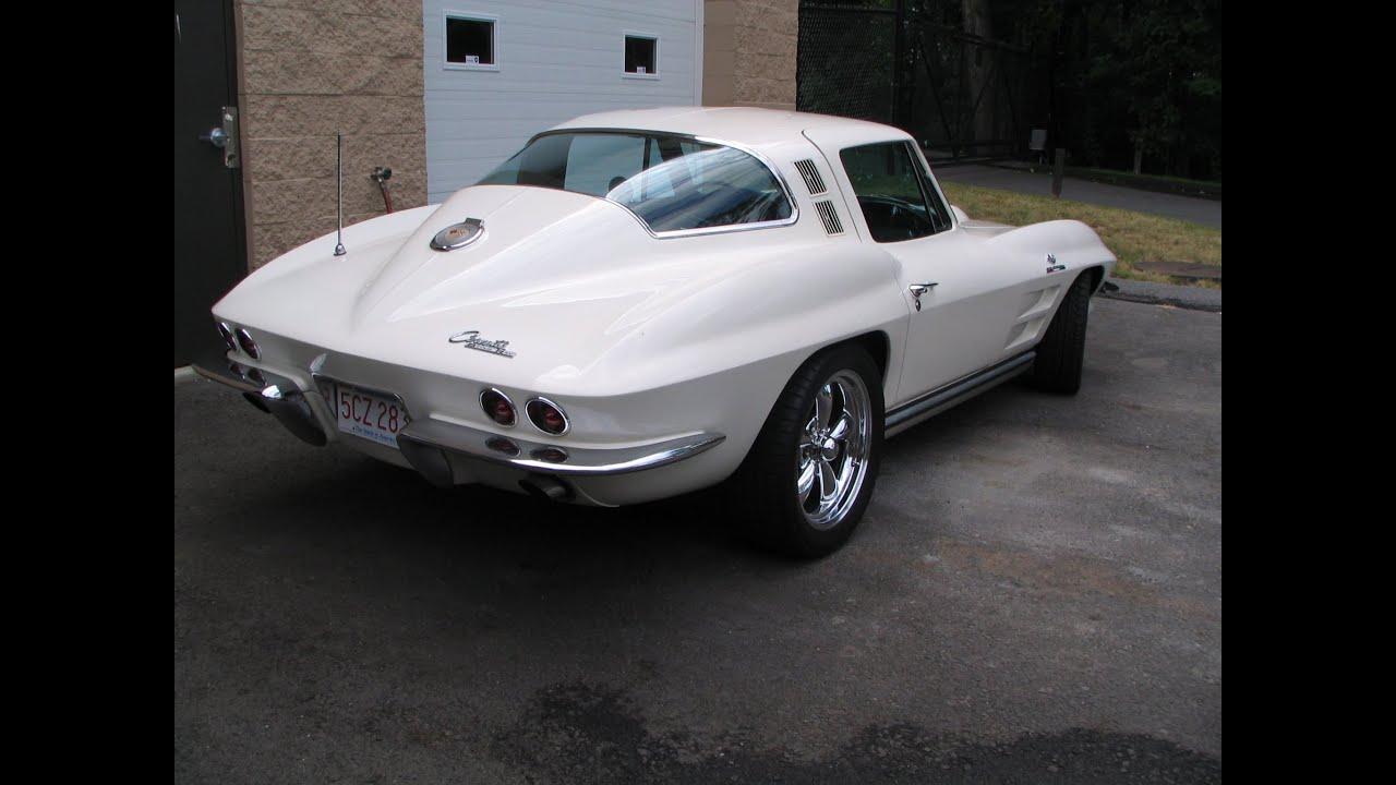 Corvette For Sale >> VintageCarsOnline 1964 Corvette Coupe LT4, restomod - FOR SALE - YouTube