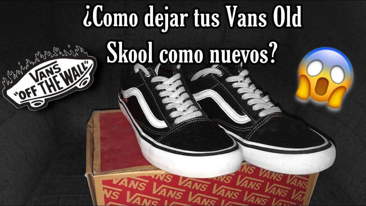 Conciliador Shipley Circo  Como poner los cordones a tus Vans Old Skool