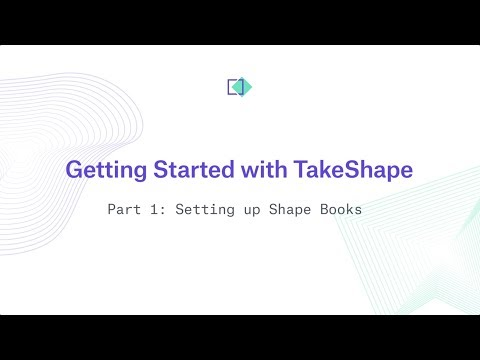Getting Started With TakeShape