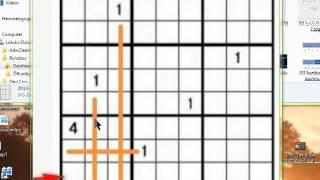 Sudoku - einfach erklärt