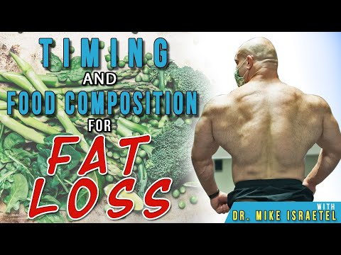 Timing and Food Composition for Fat Loss   Nutrition for Fat Loss - Lecture 3