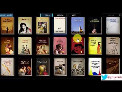 Pagina para leer muy buenos libros y audiolibros, gratis, sin registro EL LIBRO TOTAL