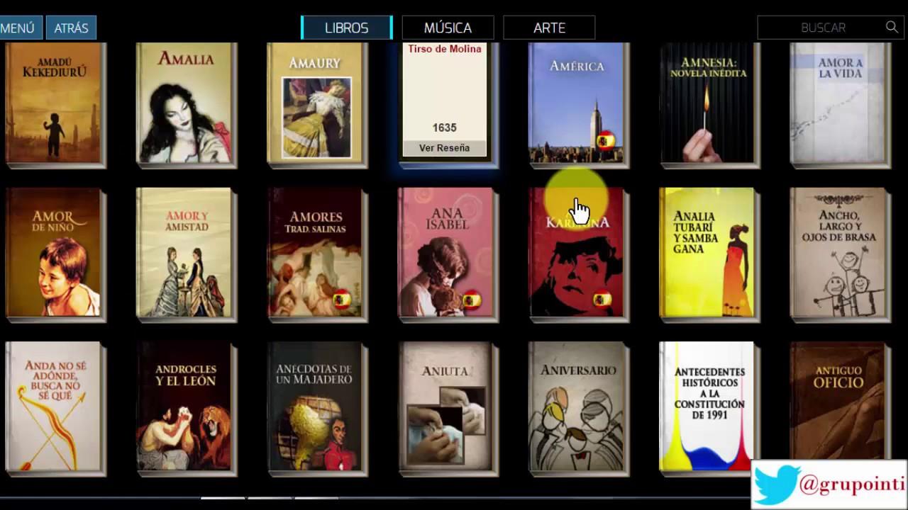 Pagina Para Leer Muy Buenos Libros Y Audiolibros, Gratis