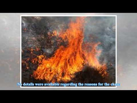Blaze threatens homes near santa ana river bottom Breaking Daily News