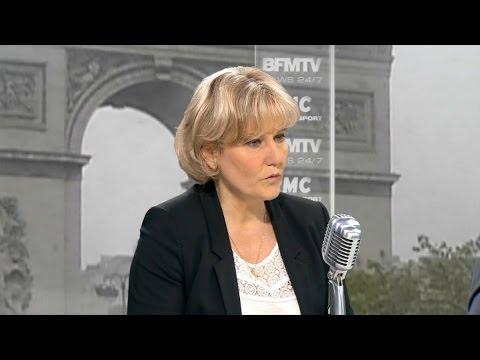 """Nadine Morano: """"Nicolas Sarkozy a démontré qu'il savait être un grand président"""""""