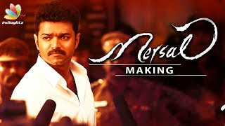 Mersal Movie Making : 90% of the film is a set | Art Director Muthuraj Interview | Vijay, Atlee Shooting