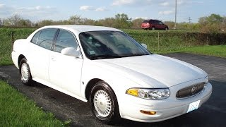 2000 Buick LeSabre !!! What Other Cars You Could Of Bought NEW In The Year 2000 For The Same Price?