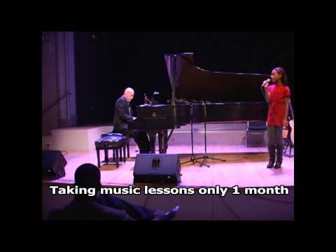 Singing lessons in Brooklyn New York