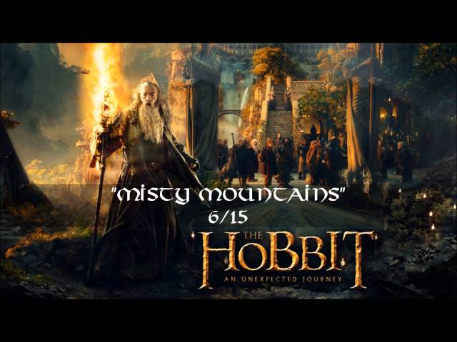 06. Misty Mountains 1.CD - The Hobbit: an Unexpected Journey