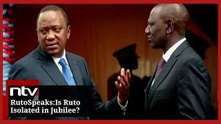 DP Ruto: Uhuru is free to appoint ministers as he wants