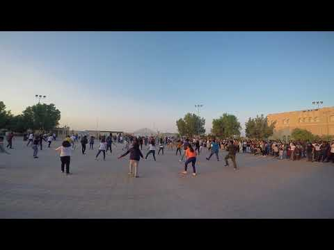 Flashmob - Alive & Every Praise - Holy Rosary Church, Doha, Qatar - Nov 17, 2017