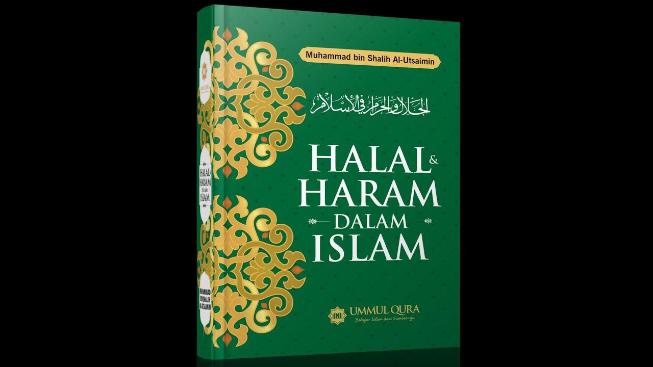 Download Buku Halal Dan Haram Dalam Islam