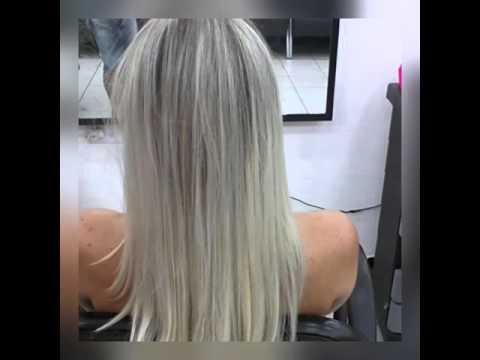 Luzes californiana mechas balayagepainting balayage cabelos platinado técnica painting platinado