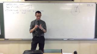 Complex Conjugate Root Theorem (1 of 4: Using DMT and Polar Form to solve for Complex Roots)