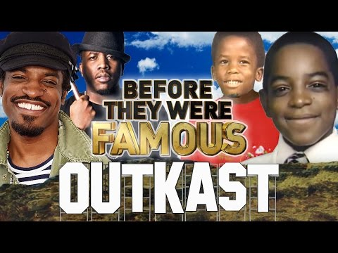 OUTKAST - Before They Were Famous - Hey Ya!