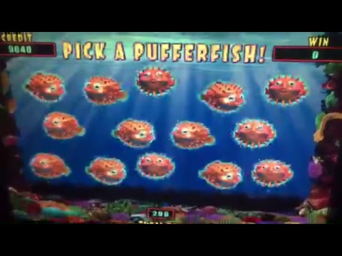 Lion Fish Slots