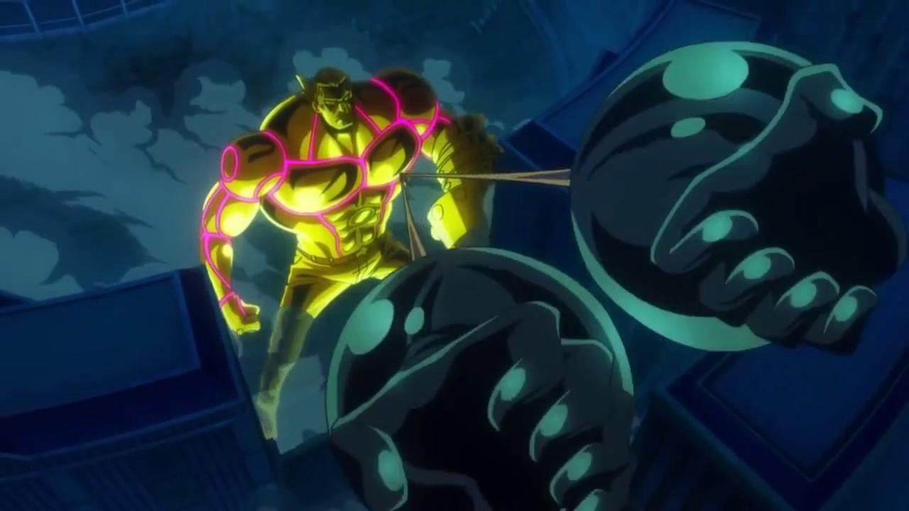 Luffy Gear 4 Vs Gild Tesoro One Piece Film Gold Eng Sub Hd