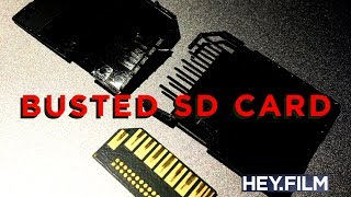 SD Card Problems in Asia | Hey.film podcast ep64