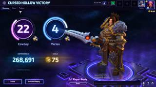 Heroes of the Storm - Daily Dose Episode 212: God-King Varian