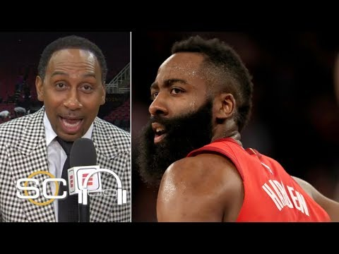 Stephen A.: Rockets' system with James Harden and Mike D'Antoni doesn't work | SC with SVP