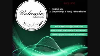 Vulcania Records [VNR003] Santo Tome EP