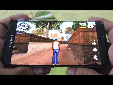 TOP 17 GAMES ON SAMSUNG GALAXY S7 EDGE GAMING