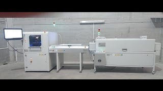 COATFLOW FULL COATING, INSPECTION AND CURING LINE FOR SILICONE