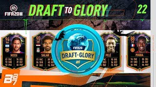 HELLO PELE! HELLO! | FIFA 20 DRAFT TO GLORY #22