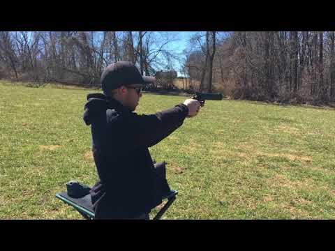 Baltimore Antique Arms Show Range Shoot