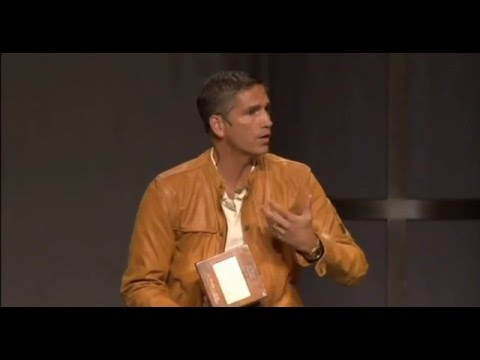"Jim Caviezel: ""You Weren't Made To Fit In, You Were Born To Stand Out"""