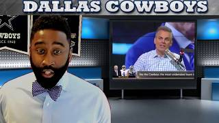 The Dallas Cowboys | Colin Cowherd Says The Cowboys Will WIN The NFC EAST???