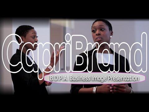 BDPA Business Image Consulting Presentation