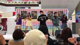 lol -エルオーエル- nanana ~lol live circuit 2017 アイタイキモチ/nanana イオンモール広島祇園 11月25日~