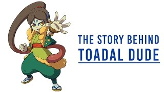 Where is Toadal Dude Really From? Yo-kai Watch 2