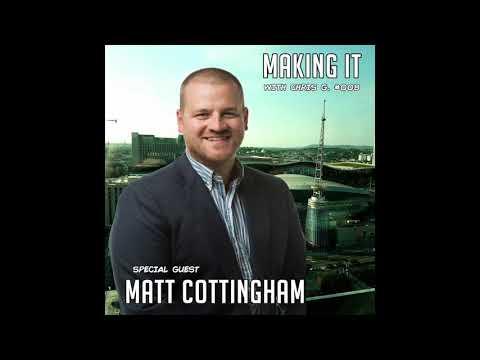 Matt Cottingham - Nashville Entertainment Attorney on Artist Development (Audio Only) Ep.#008