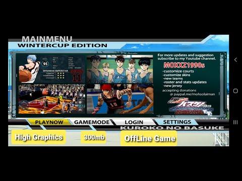Kuroko No Basket / Mobile Game - How To Dwonload Tagalog Tutorial