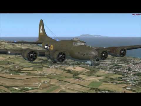 [Full Download] Flight Simulator X Boeing B 17 Flying Fortress