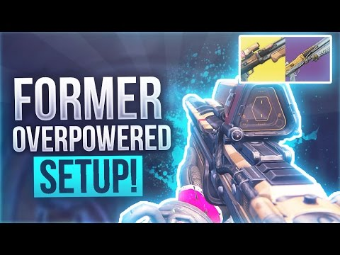 "Destiny THE MOST OVERPOWERED SETUP - Destiny ""DOUBLE SHOTGUN"" Universal Remote Setup"