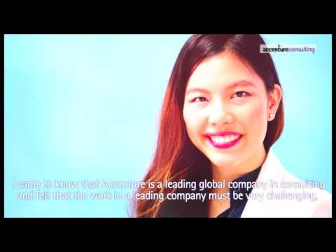 Your Career Your Adventure  - Accenture Consulting in Thailand