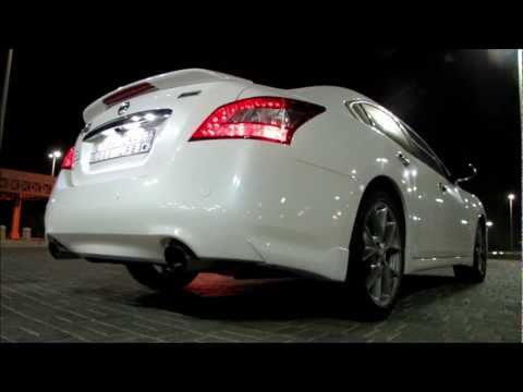 2010 Maxima Motordyne Shockwave G7 Exhaust And Art Y Pi