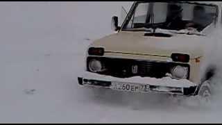 Зимний экстрим на Ниве(Ульяновская область, декабрь 2011., 2013-01-02T21:08:42.000Z)